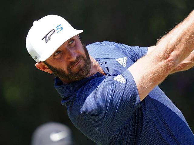 画像: PGAツアープレーオフ初戦を30アンダーと圧倒的なスコアで制したダスティン・ジョンソン(写真は2020年のWGCメキシコ選手権 撮影/姉崎正)