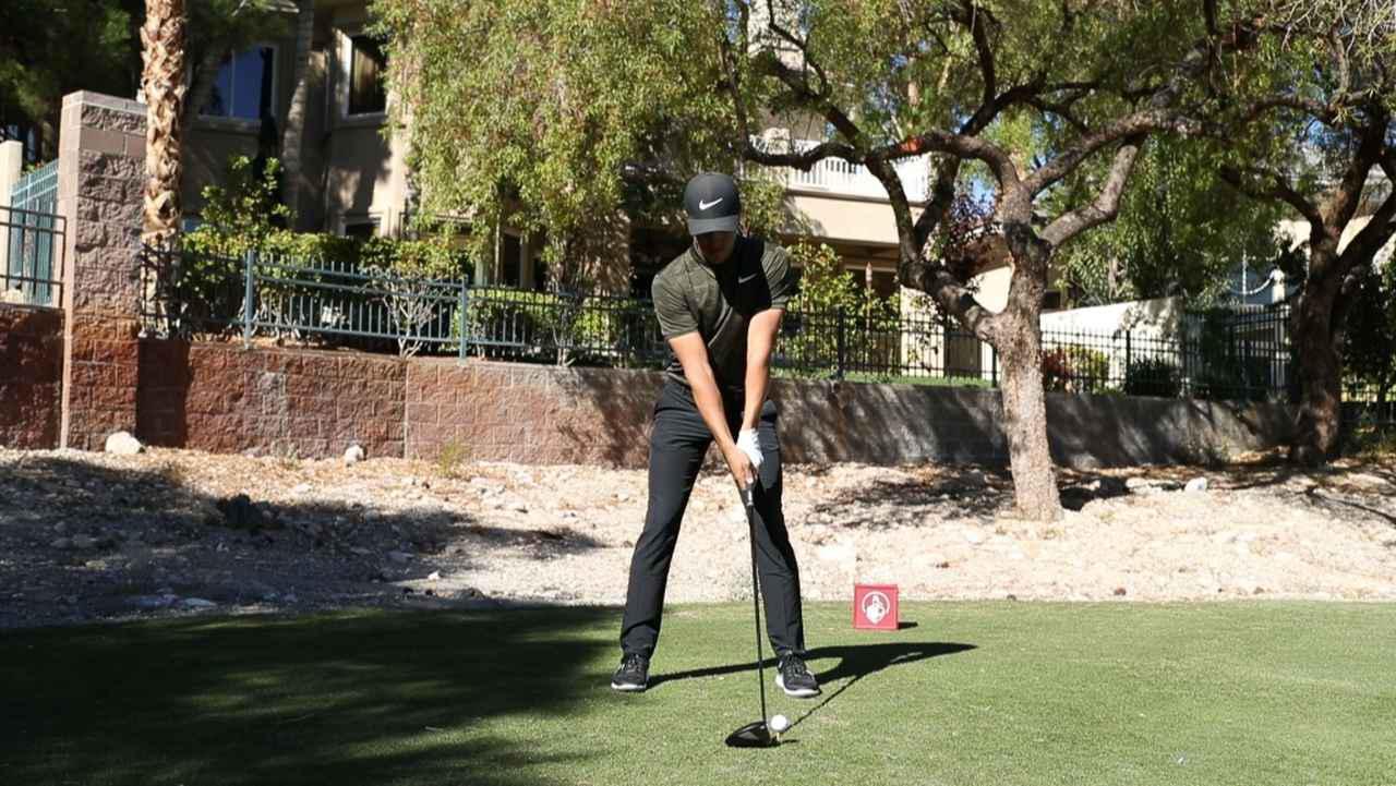 画像: 1番目の画像 - キャメロン・チャンプのドライバー連続写真 - みんなのゴルフダイジェスト