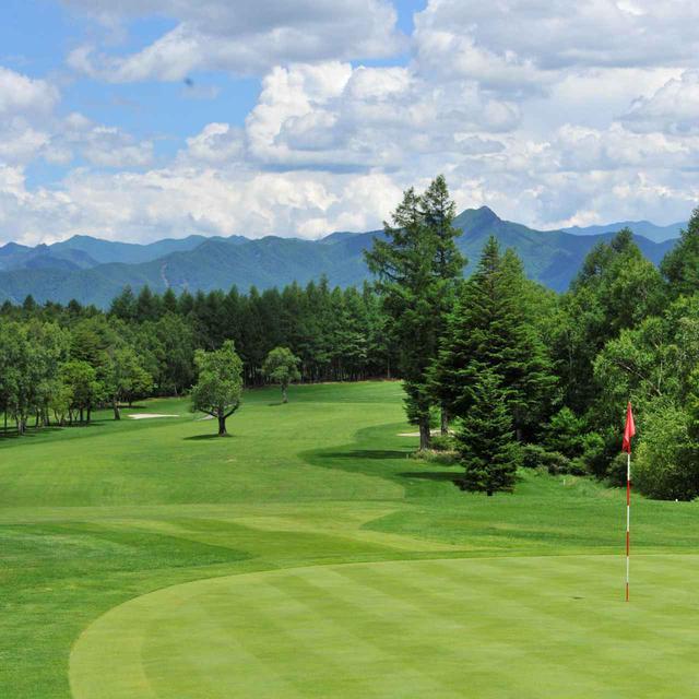画像: 八ヶ岳カントリークラブも快適に楽しめるゴルフ場のひとつだ(撮影/増田保雄)