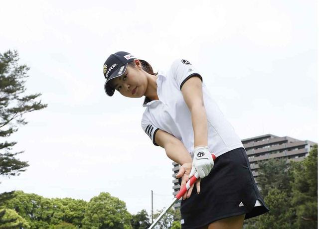 画像: 飛距離アップは9番アイアンで! 美女ゴルファー松森彩夏の練習法 - みんなのゴルフダイジェスト