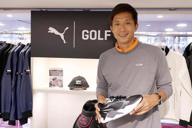 画像: 新宿西口ハルク1階にPUMA GOLFがオープニングイベントにスペシャルゲストとして登場したのは、来年からCobra Puma Golfのアンバサダーとなる元日本代表・福西崇史さん