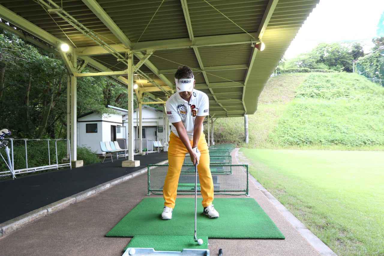 画像: 1番目の画像 - 藤田寛之のアイアン連続写真 - みんなのゴルフダイジェスト