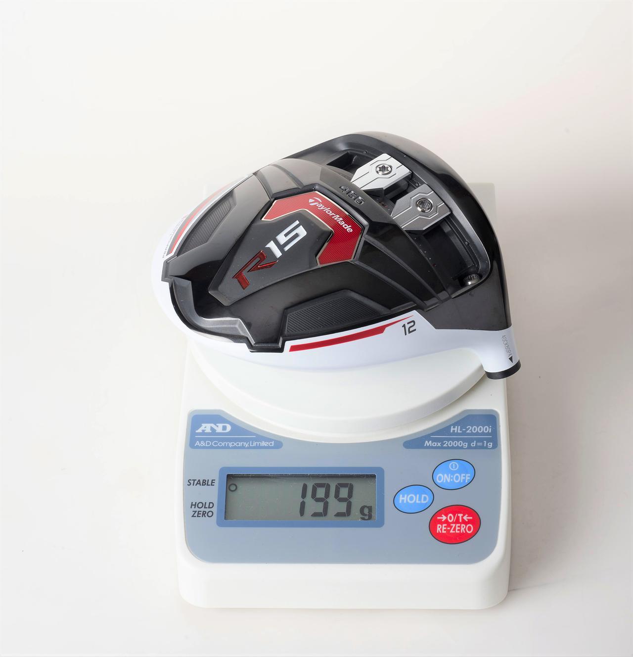 画像: 460cc時代もヘッド重量は200グラムが標準的。同じ重さでより体積を大きくする。それがヘッドの進化だった