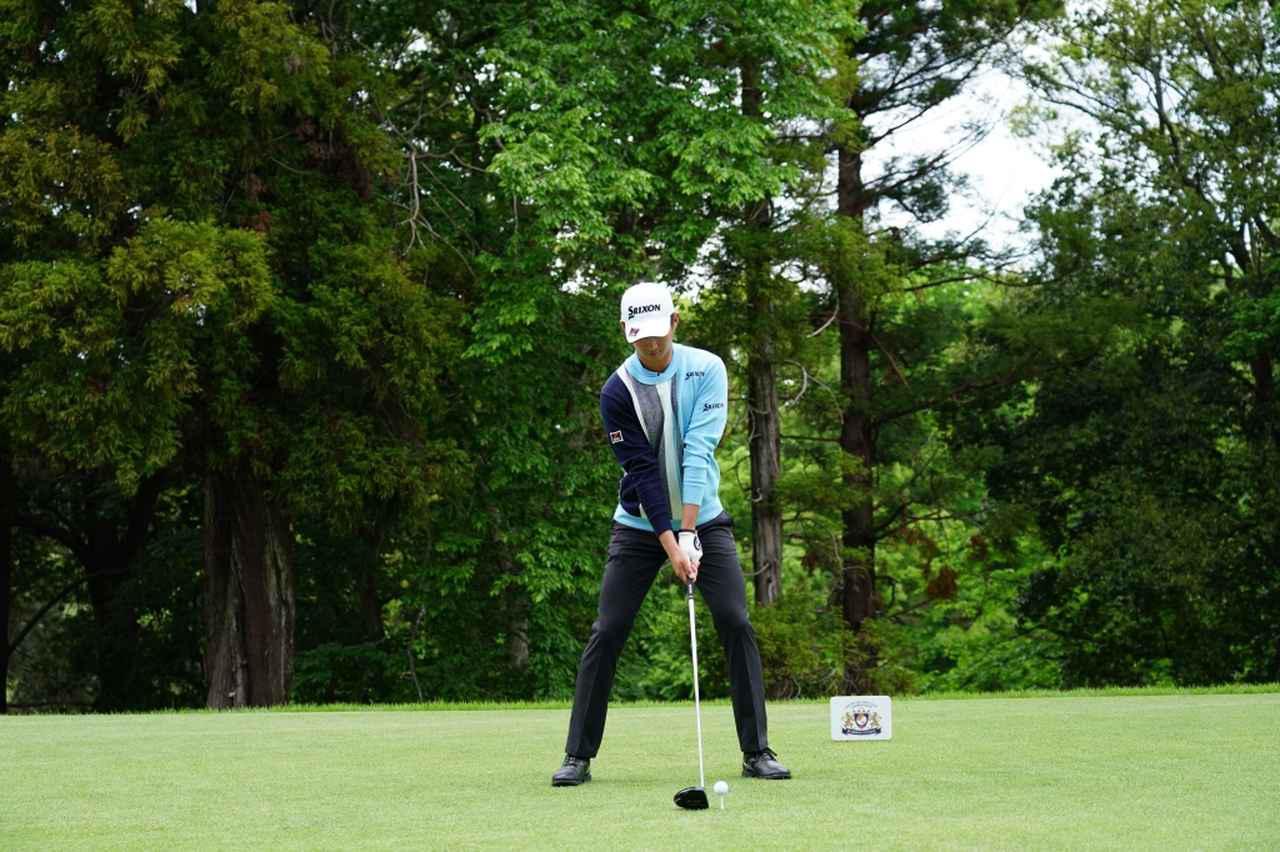 画像: 1番目の画像 - 星野陸也のドライバー連続写真 - みんなのゴルフダイジェスト