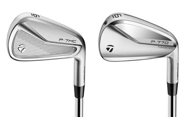 画像: どちらもシャープ! なのに中身は大違い!? テーラーメイドのニューアイアン「P7MC」と「P770」を打ち比べてみた - みんなのゴルフダイジェスト