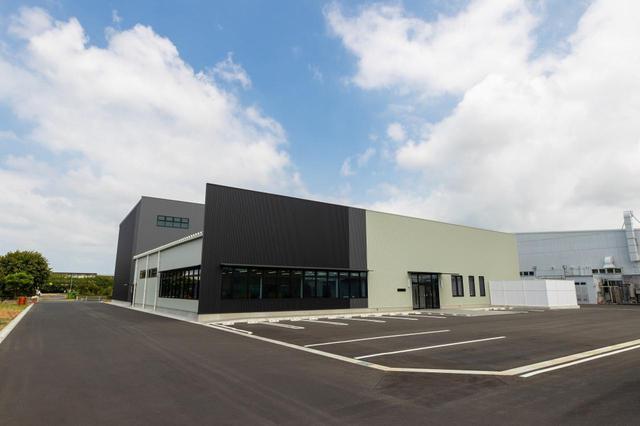 画像: ゴルフクラブの研究・開発を強化するために設立された「ゴルフR&Dセンター」。試打室なども完備された、かなり大きな施設でした!(写真提供/ヤマハゴルフ株式会社)
