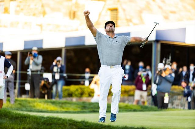 画像: 全米オープンを制覇したブライソン・デシャンボー(写真/USGA/Chris Keane)