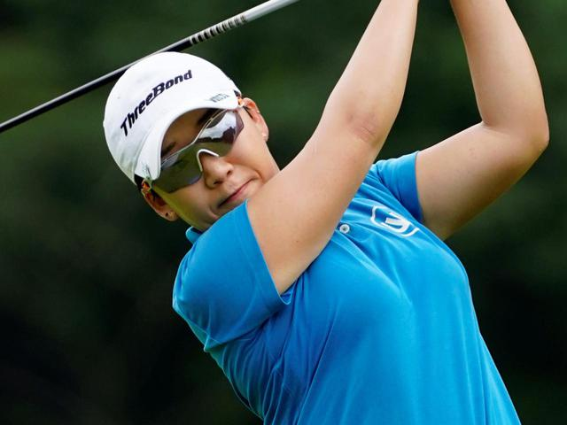画像: 日本女子オープンから国内ツアーに本格参戦するシン・ジエ(写真は2019年のゴルフ5レディス 撮影/岡沢裕行)