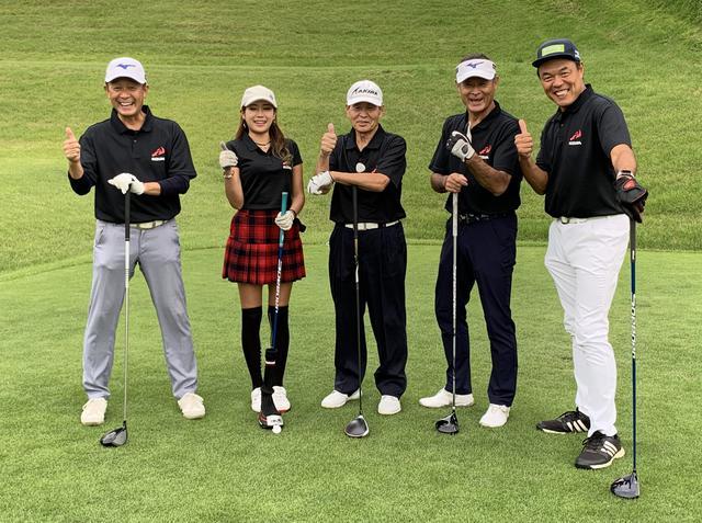 画像: 写真左から川相昌弘さん、石井由希子さん、八木澤荘六さん、石毛宏典さん、内藤尚行さん