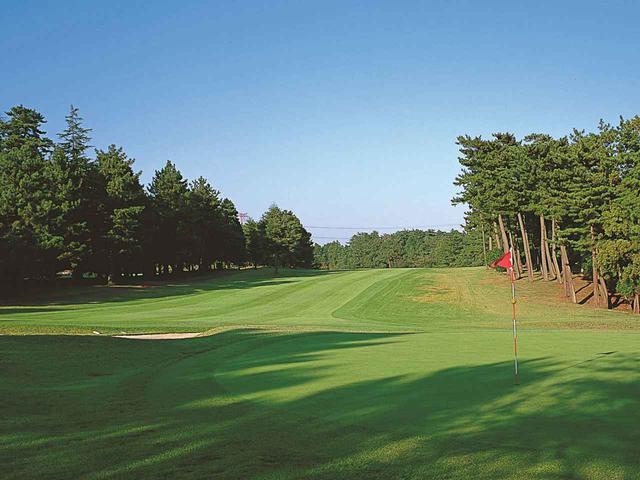 画像: 柏オープンゴルフ選手権の決勝ラウンドの開催コース「藤ヶ谷カントリークラブ」。試合の模様はインターネット中継を予定しているという