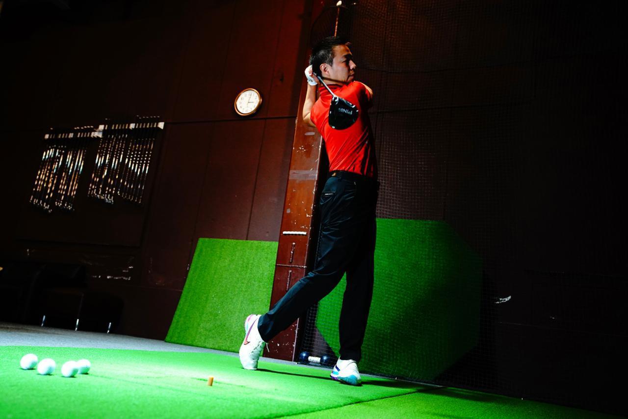 画像: プロゴルファー・堀口宜篤がG425LSTの11.5度カスタマイズをテストした