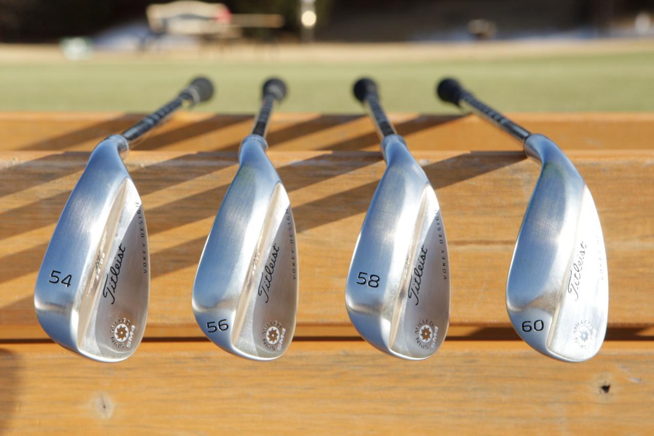 画像: 近年のウェッジは同じブランドでも複数のロフト角やバウンス角、ソール形状のモデルを用意し、幅広いゴルファーに合うよう細分化されていることが多い