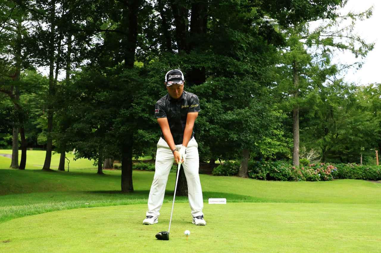 Images : 1番目の画像 - 稲森佑貴のドライバー連続写真 - みんなのゴルフダイジェスト