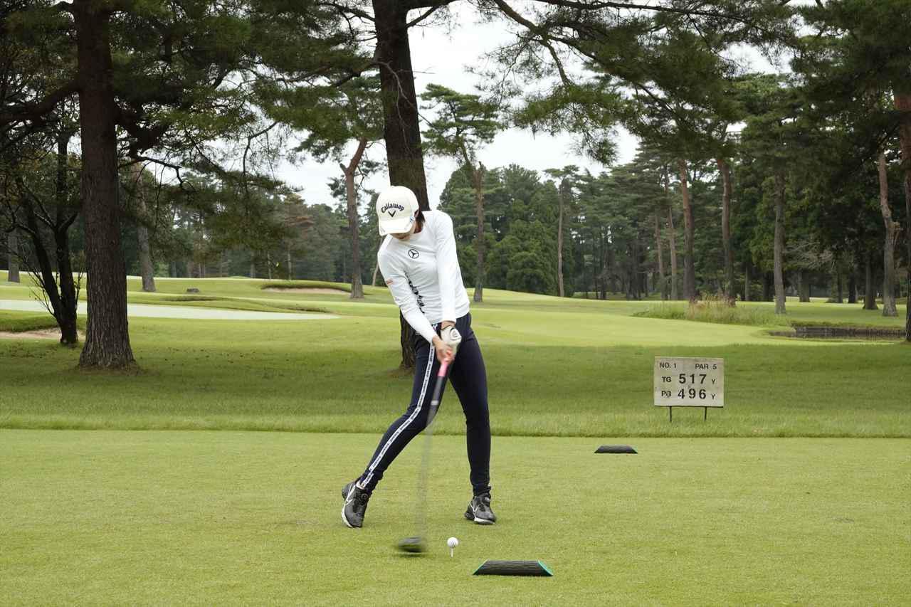 Images : 10番目の画像 - 三浦桃香のドライバー連続写真はコチラ - みんなのゴルフダイジェスト