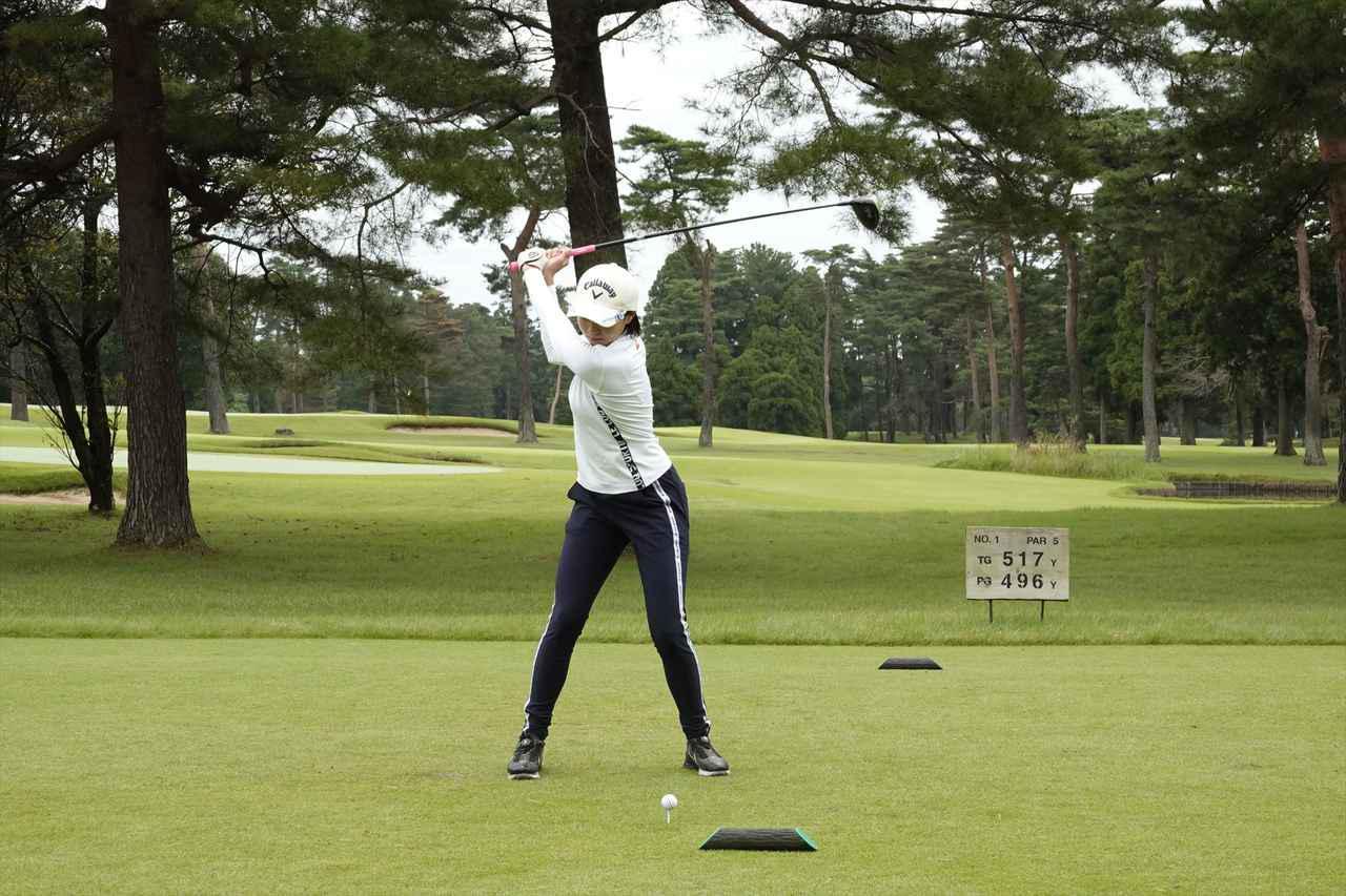 Images : 6番目の画像 - 三浦桃香のドライバー連続写真はコチラ - みんなのゴルフダイジェスト