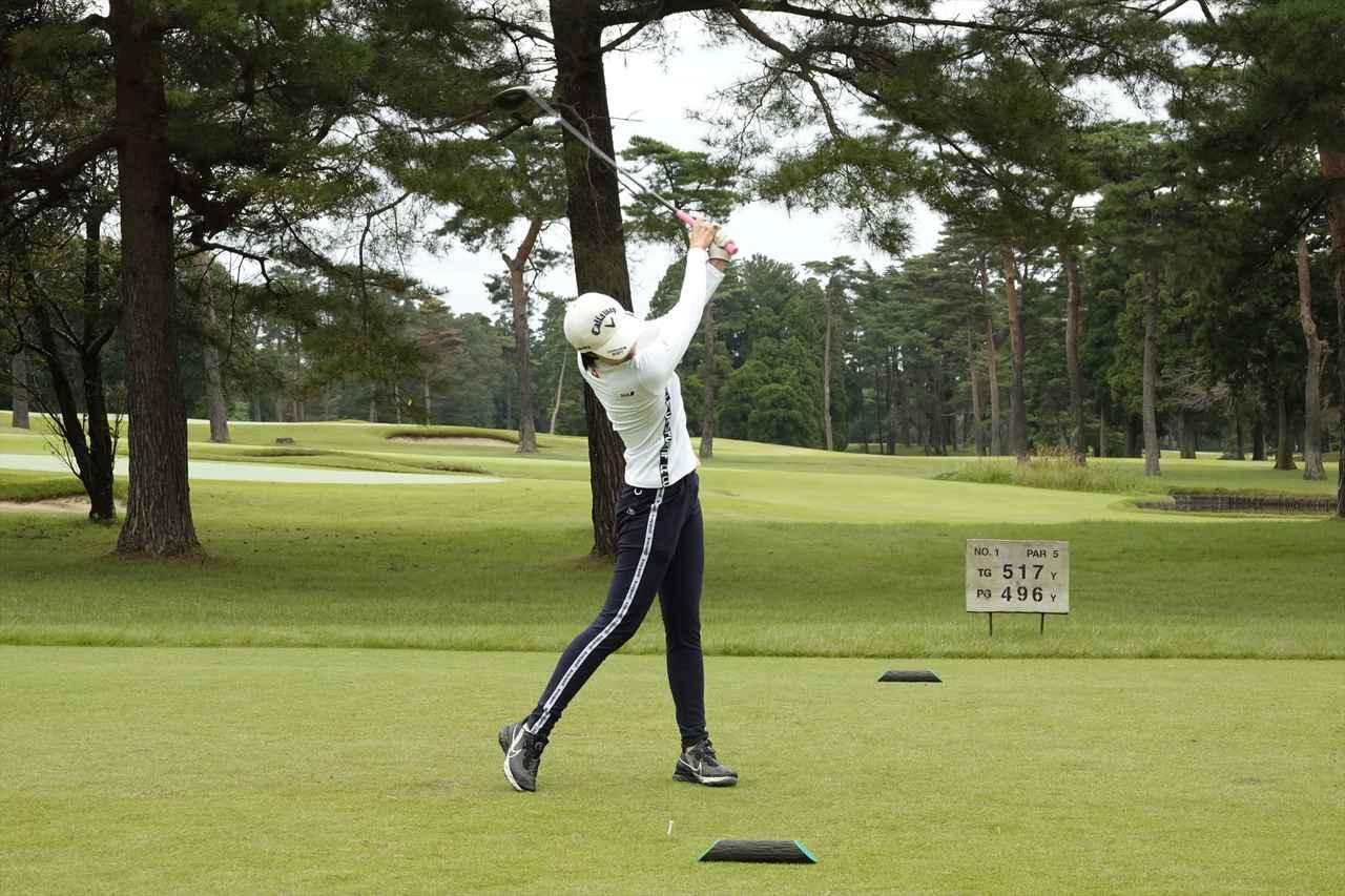Images : 13番目の画像 - 三浦桃香のドライバー連続写真はコチラ - みんなのゴルフダイジェスト
