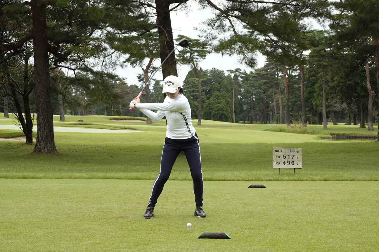Images : 7番目の画像 - 三浦桃香のドライバー連続写真はコチラ - みんなのゴルフダイジェスト