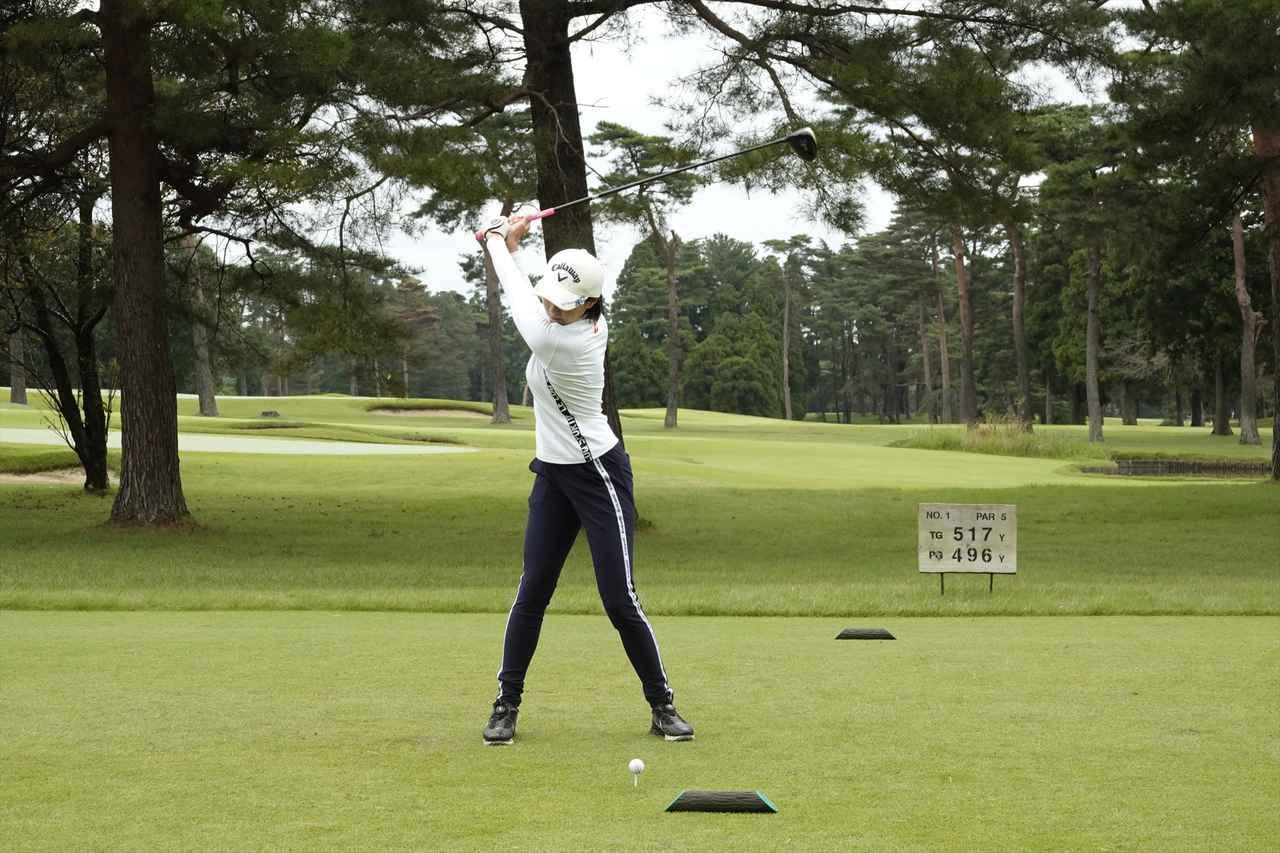Images : 5番目の画像 - 三浦桃香のドライバー連続写真はコチラ - みんなのゴルフダイジェスト