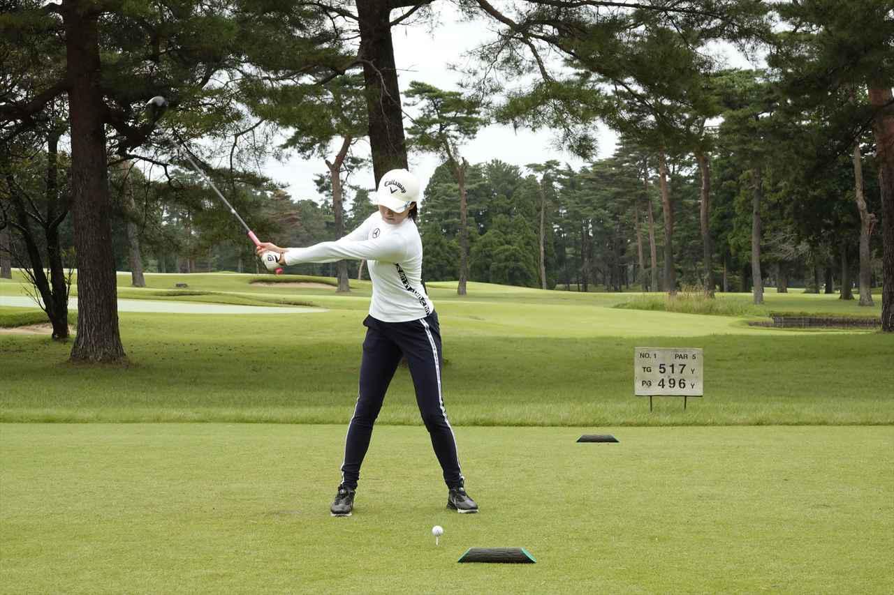 Images : 3番目の画像 - 三浦桃香のドライバー連続写真はコチラ - みんなのゴルフダイジェスト