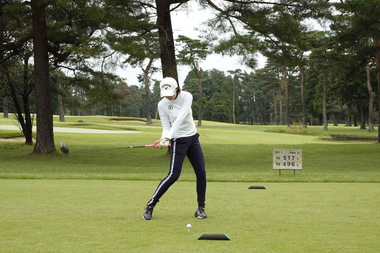 Images : 9番目の画像 - 三浦桃香のドライバー連続写真はコチラ - みんなのゴルフダイジェスト
