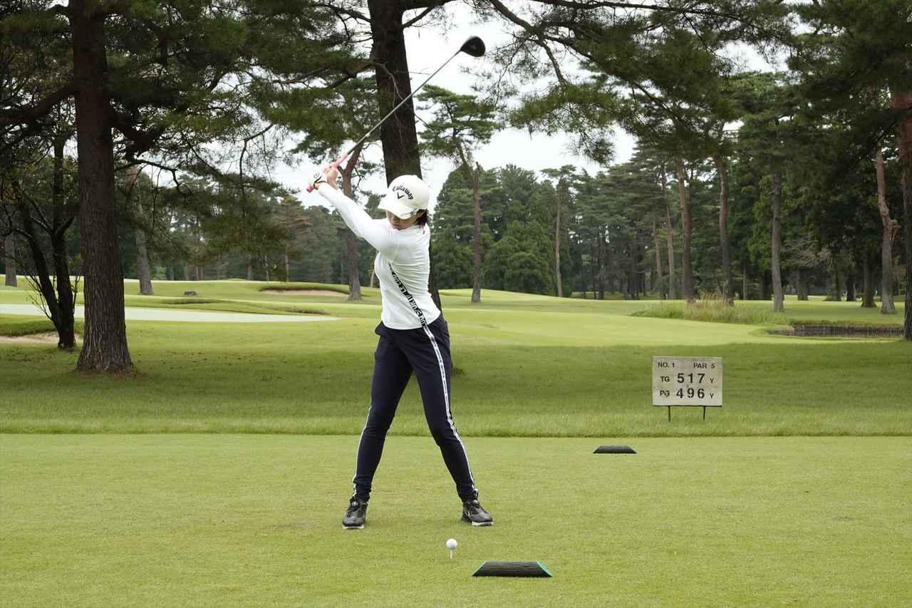 Images : 4番目の画像 - 三浦桃香のドライバー連続写真はコチラ - みんなのゴルフダイジェスト