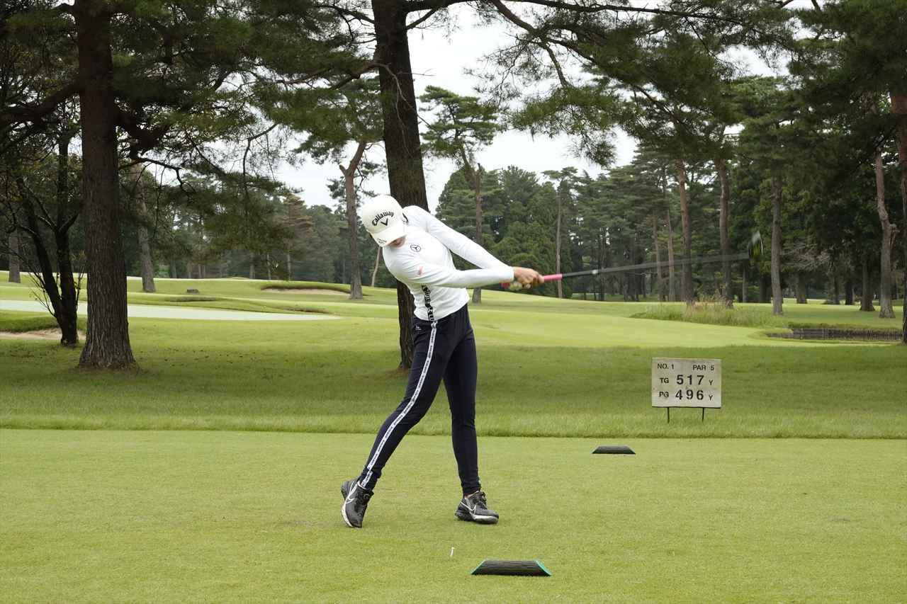 Images : 12番目の画像 - 三浦桃香のドライバー連続写真はコチラ - みんなのゴルフダイジェスト