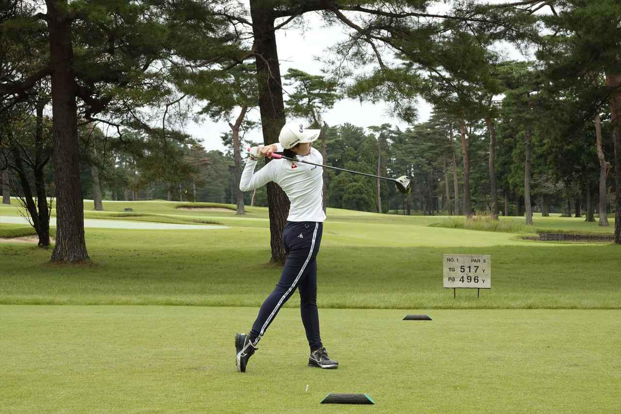 Images : 15番目の画像 - 三浦桃香のドライバー連続写真はコチラ - みんなのゴルフダイジェスト