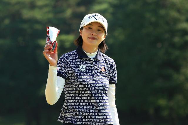 画像: LPGAのティーチングプロを受験するため猛勉強中だという三浦
