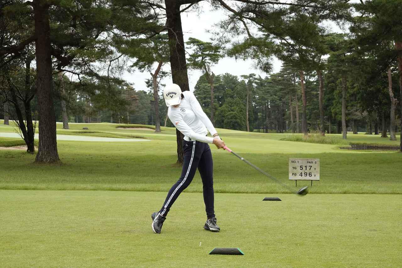 Images : 11番目の画像 - 三浦桃香のドライバー連続写真はコチラ - みんなのゴルフダイジェスト