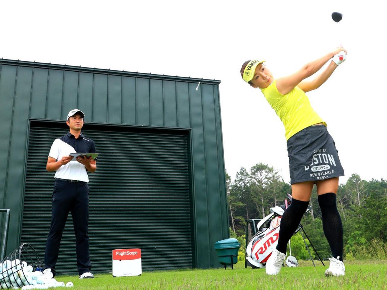 画像: 目澤秀憲。13歳でゴルフを始め、高校時代に埼玉アマ7位に入る。日本大学ゴルフ部を経て指導者の道へ。米国のティーチングシステム・TPIレベル3を取得、現在、河本結・有村智恵らを指導。ファイブエレメンツ西麻布店ヘッドインストラクター。