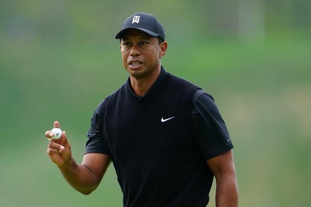 """画像: タイガーは""""アプローチ重視""""でスピン性能の高いツアーBXSを選んでいる(写真は2019年の全米プロゴルフ選手権 撮影/姉崎正)"""