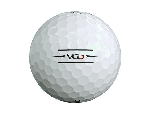 画像: タイトリスト「VG3ボール」(2020年モデル)