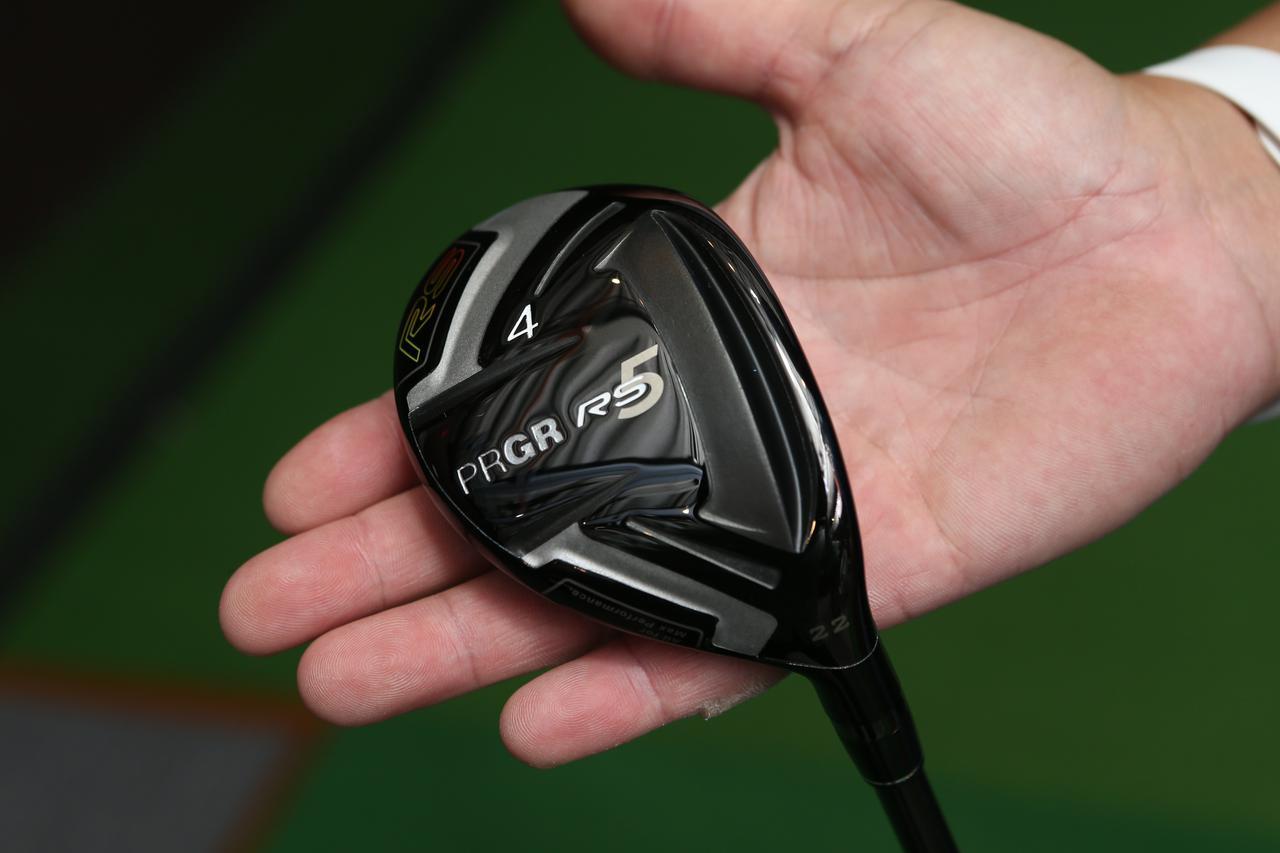 画像: 飛び、高さ、コントロール性、抜けと実戦での活躍が期待できるUT。ゴルフが楽になりそうだ
