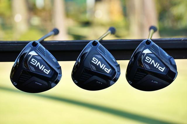 """画像: 話題のPING G425ドライバー。MAX、LST、SFTの3モデルを同時発売することで、幅広いゴルファーに""""狙い通りの""""ブレない弾道を提供する。オートマチックヘッドだからこそ、モデルバリエーションが必要なのだ(写真/高梨祥明)"""