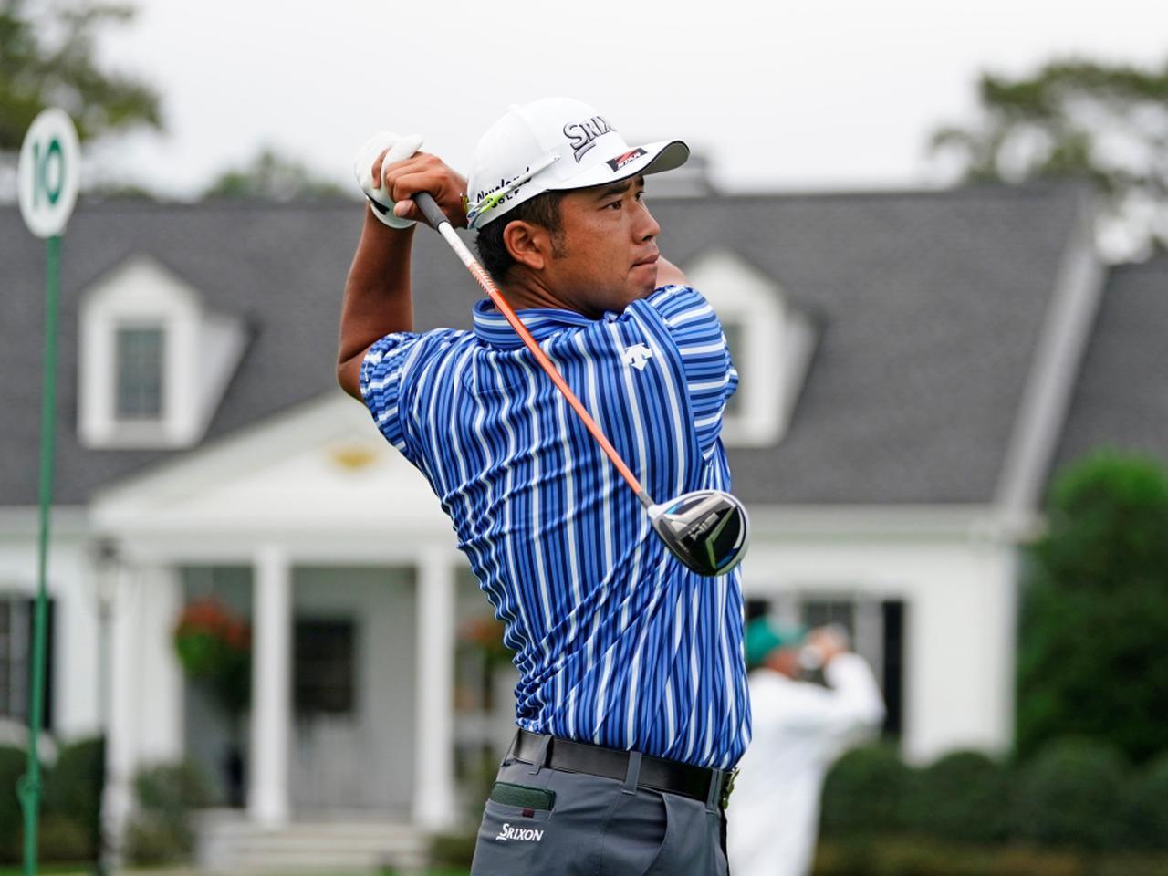画像: 中村プロはマスターズ前週に開催されたヒューストンオープンで2位タイと健闘した松山を優勝予想本命とした