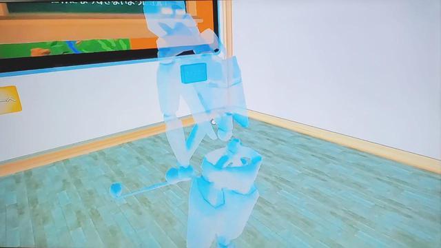 画像: 3Dモデルをお手本にグリップからアドレス、スウィングの基礎が一通り学べます