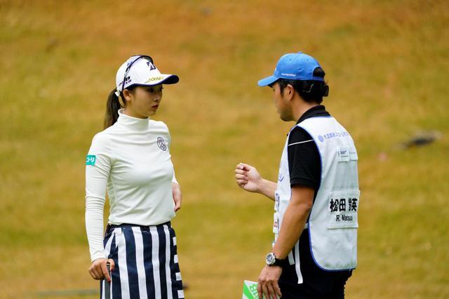画像: ミスの経験が積み重なり、思うようにスウィングができてなくなっていたと黒宮コーチは松田の不調について分析した