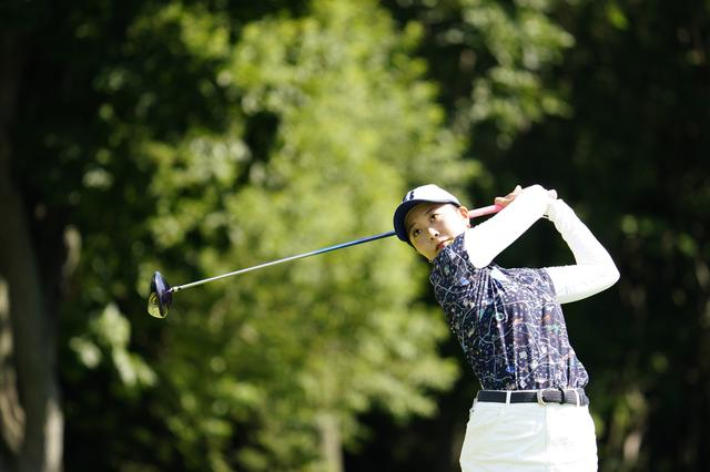 画像: 「LPGAツアーチャンピオンシップリコーカップ」に挑む金澤志奈(写真は2020年のニトリレディス 写真/代表撮影 上山敬太)