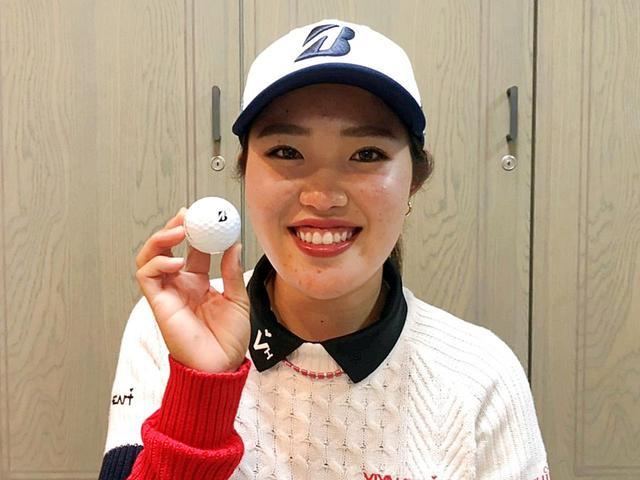 画像1: エリエールレディス優勝&2週連続V記念! 古江彩佳の使用ボール「ツアーB XS」を2名にプレゼント