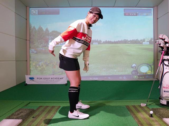 画像: 両ひざを曲げる際は、太腿の裏やお尻の筋肉の内側い力が入るように意識してみよう