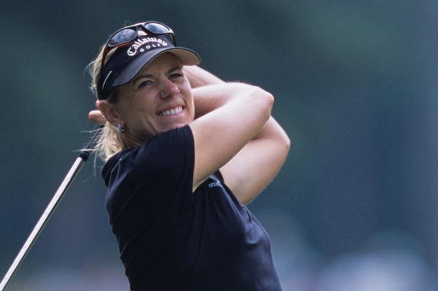 画像: 国際ゴルフ連盟の会長に選ばれたアニカ・ソレンスタム