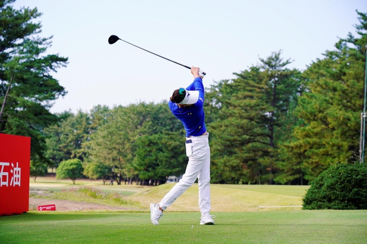 Images : 13番目の画像 - 原英莉花のドライバー連続写真 - みんなのゴルフダイジェスト