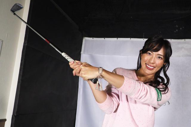 画像: 人気レッスンプロとしてもお馴染みの小澤美奈瀬。一体どんなアプリを使っているのか……