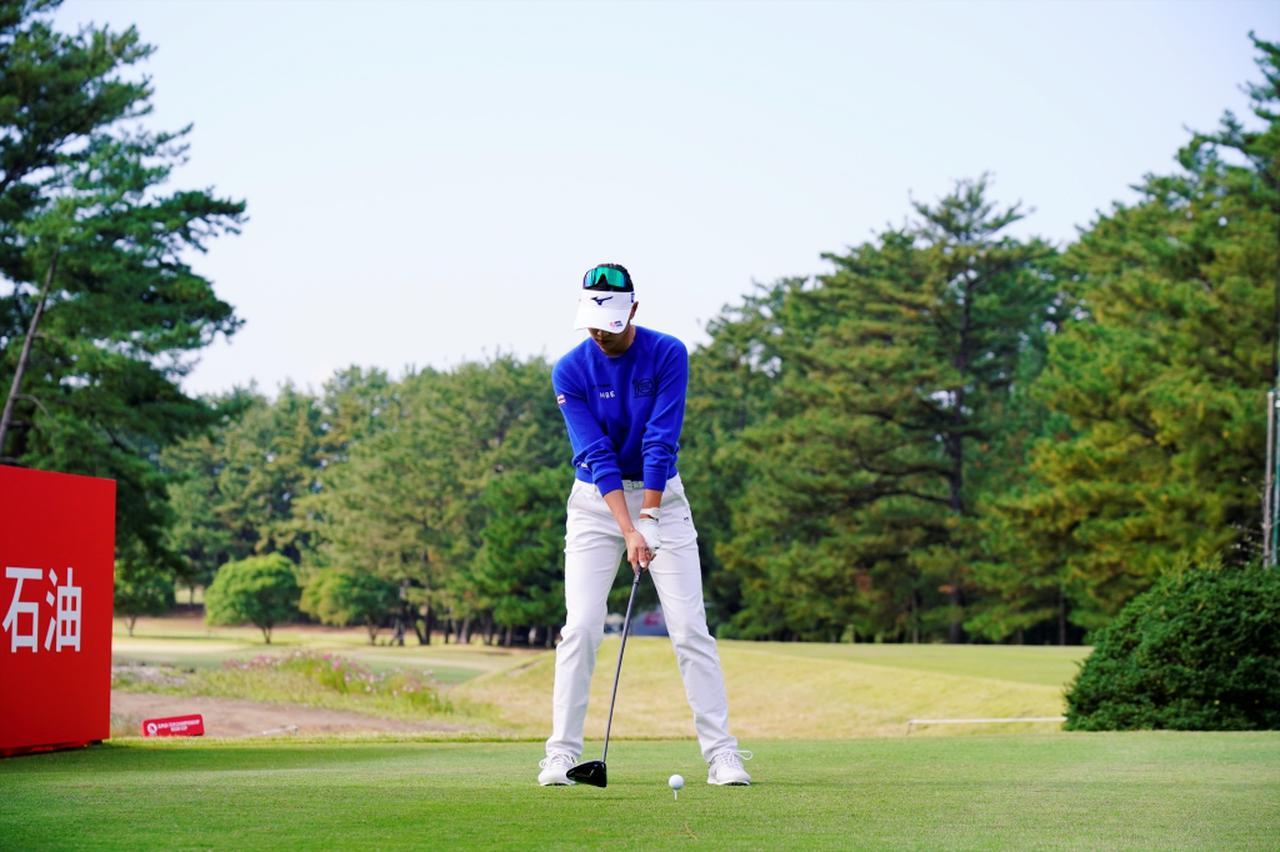 Images : 1番目の画像 - 原英莉花のドライバー連続写真 - みんなのゴルフダイジェスト