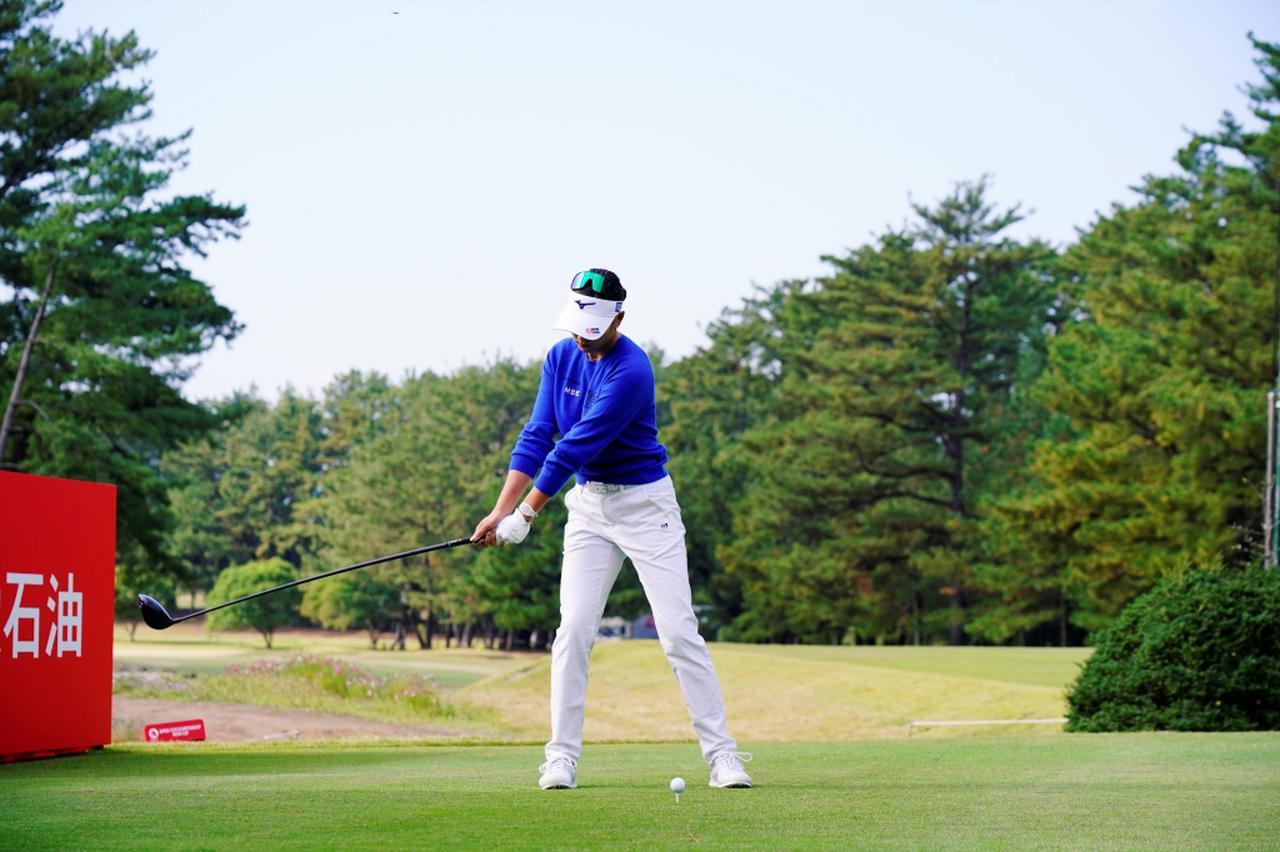 Images : 2番目の画像 - 原英莉花のドライバー連続写真 - みんなのゴルフダイジェスト