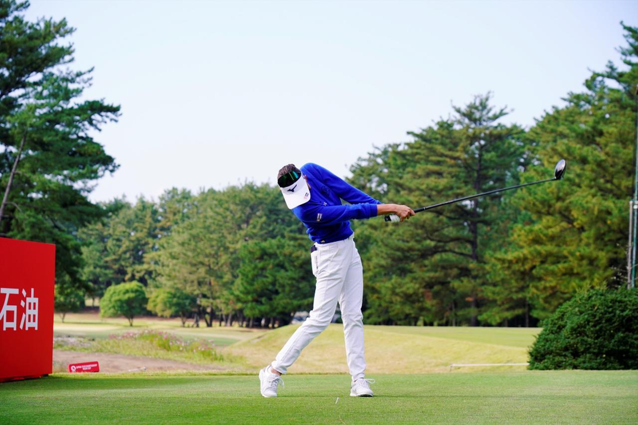 Images : 11番目の画像 - 原英莉花のドライバー連続写真 - みんなのゴルフダイジェスト