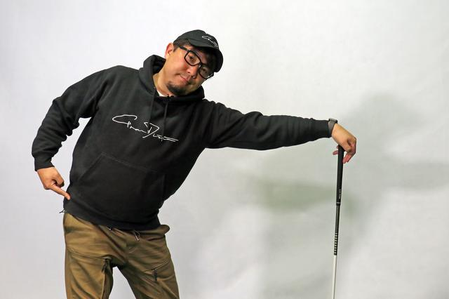 画像: 正しい始動を理解することで飛距離が伸びると吉田。早速教えてもらおう
