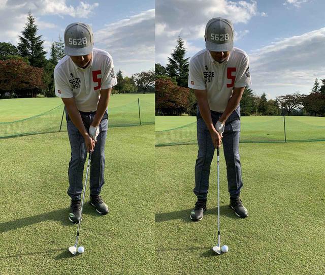 画像: 「アメリカ式アプローチ」ってなんだ!? 30ヤードをピッタリ寄せるハンドファーストに構えない打ち方を試してみた - みんなのゴルフダイジェスト