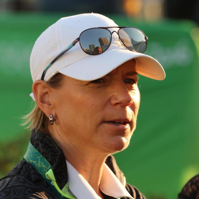 画像: 2021年1月開催の米女子ツアー「ダイヤモンドリゾート・トーナメントオブチャンピオンズ」にセレブ招待枠として出場するアニカ・ソレンスタム(写真は2016年のリオ五輪)