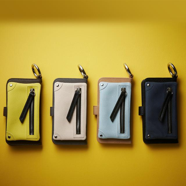 画像: 【画面が見られず安心】A SCENE 手帳型iphoneケース-ゴルフダイジェスト公式通販サイト「ゴルフポケット」